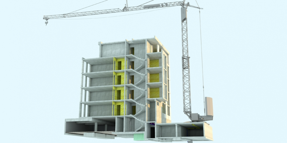 OTTO WULFF Building Information Modeling BIM