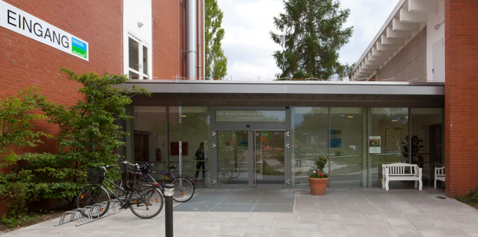 Amalie Sieveking-Krankenhaus | Otto Wulff GmbH