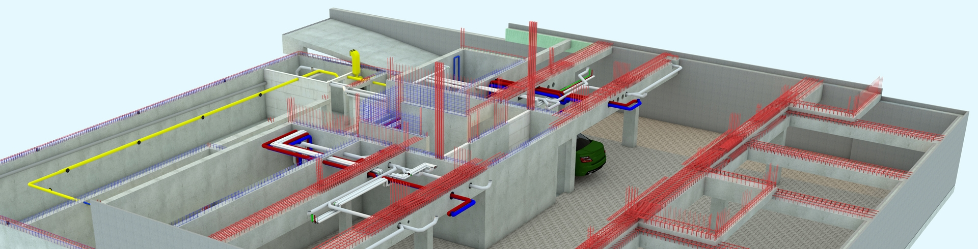 Otto Wulff Building Information Modeling